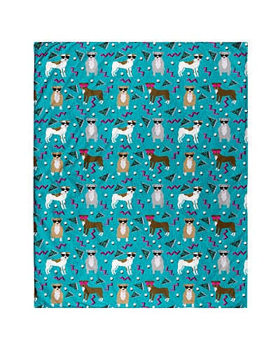 Pitbull 13 Quilts and Blankets