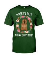 CHOW CHOW MOM Classic T-Shirt thumbnail