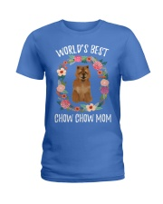 CHOW CHOW MOM Ladies T-Shirt thumbnail