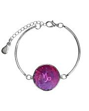 CAPRICORN GALAXY Metallic Circle Bracelet thumbnail