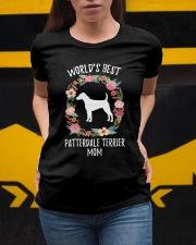 WORLD'S BEST PATTERDALE TERRIER MOM TSHIRT Ladies T-Shirt apparel-ladies-t-shirt-lifestyle-04