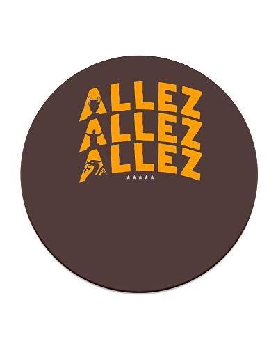 Allez Allez Allez LFC inspired design