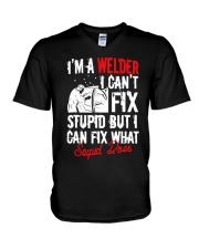Welders Shirt 8S830 Funny shirts V-Neck T-Shirt thumbnail