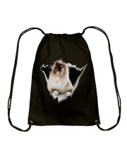 LIMITED EDITION Drawstring Bag front