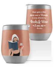 test-campaign Wine Tumbler front