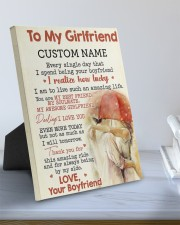 CV - GF0001 - GIFT FOR GIRLFRIEND 8x10 Easel-Back Gallery Wrapped Canvas aos-easel-back-canvas-pgw-8x10-lifestyle-front-01