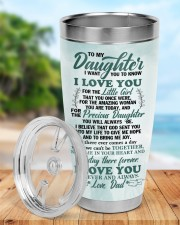 TUMBLER - DD0002 - GIFT FOR DAUGHTER FROM DAD 30oz Tumbler aos-30oz-tumbler-lifestyle-front-12