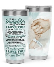 TUMBLER - DD0002 - GIFT FOR DAUGHTER FROM DAD 30oz Tumbler front