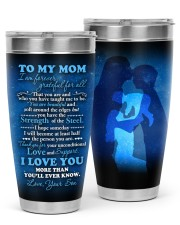 TUMBLER - MS0003 - GIFT FOR MOM FROM SON 30oz Tumbler front