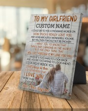 CV - GF0005 - GIFT FOR GIRLFRIEND 8x10 Easel-Back Gallery Wrapped Canvas aos-easel-back-canvas-pgw-8x10-lifestyle-front-04