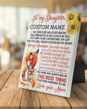 CV - DU0005 - GIFT FOR DAUGHTER FROM MUM 8x10 Easel-Back Gallery Wrapped Canvas aos-easel-back-canvas-pgw-8x10-lifestyle-front-04