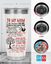 TUMBLER - MS0004 - GIFT FOR MOM FROM SON 30oz Tumbler aos-30oz-tumbler-lifestyle-front-13