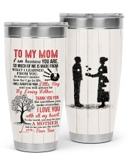 TUMBLER - MS0004 - GIFT FOR MOM FROM SON 30oz Tumbler front