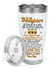 TUMBLER - DD0004 - GIFT FOR DAUGHTER FROM DAD 30oz Tumbler aos-30oz-tumbler-lifestyle-front-02