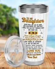 TUMBLER - DD0004 - GIFT FOR DAUGHTER FROM DAD 30oz Tumbler aos-30oz-tumbler-lifestyle-front-12
