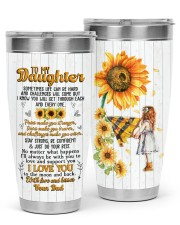 TUMBLER - DD0004 - GIFT FOR DAUGHTER FROM DAD 30oz Tumbler front