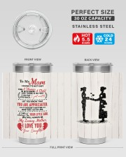TUMBLER - MD0001 - GIFT FOR MOM FROM DAUGHTER 30oz Tumbler aos-30oz-tumbler-lifestyle-front-01