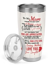 TUMBLER - MD0001 - GIFT FOR MOM FROM DAUGHTER 30oz Tumbler aos-30oz-tumbler-lifestyle-front-02