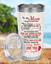 TUMBLER - MD0001 - GIFT FOR MOM FROM DAUGHTER 30oz Tumbler aos-30oz-tumbler-lifestyle-front-12