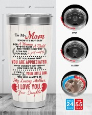 TUMBLER - MD0001 - GIFT FOR MOM FROM DAUGHTER 30oz Tumbler aos-30oz-tumbler-lifestyle-front-13