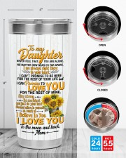TUMBLER - DM0004 - GIFT FOR DAUGHTER FROM MOM 30oz Tumbler aos-30oz-tumbler-lifestyle-front-13