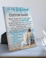 CV - GF0003 - GIFT FOR GIRLFRIEND 8x10 Easel-Back Gallery Wrapped Canvas aos-easel-back-canvas-pgw-8x10-lifestyle-front-01