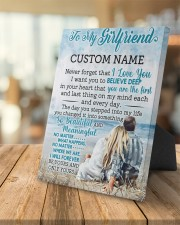 CV - GF0003 - GIFT FOR GIRLFRIEND 8x10 Easel-Back Gallery Wrapped Canvas aos-easel-back-canvas-pgw-8x10-lifestyle-front-04