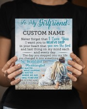 CV - GF0003 - GIFT FOR GIRLFRIEND 8x10 Easel-Back Gallery Wrapped Canvas aos-easel-back-canvas-pgw-8x10-lifestyle-front-16