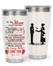 TUMBLER - MS0001 - GIFT FOR MOM FROM SON 30oz Tumbler front
