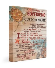 BF0001 - GIFT FOR YOUR BOYFRIEND Gallery Wrapped Canvas Prints tile
