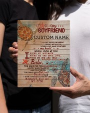 BF0001 - GIFT FOR YOUR BOYFRIEND 8x10 Easel-Back Gallery Wrapped Canvas aos-easel-back-canvas-pgw-8x10-lifestyle-front-22