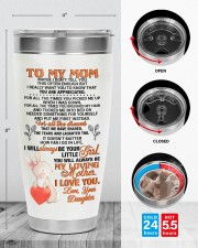 TUMBLER - MD0003 - GIFT FOR MOM FROM DAUGHTER 30oz Tumbler aos-30oz-tumbler-lifestyle-front-13