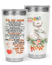 TUMBLER - MD0003 - GIFT FOR MOM FROM DAUGHTER 30oz Tumbler front