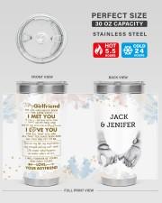 TUMBLER - GF0002 - GIFT FOR GIRLFRIEND 30oz Tumbler aos-30oz-tumbler-lifestyle-front-01