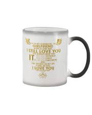 TO MY GIRLFRIEND Color Changing Mug color-changing-right