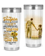 TUMBLER - DD0006 - GIFT FOR DAUGHTER FROM DAD 20oz Tumbler tile