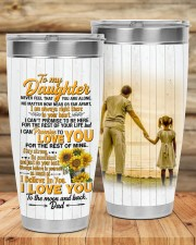 TUMBLER - DD0006 - GIFT FOR DAUGHTER FROM DAD 30oz Tumbler aos-30oz-tumbler-lifestyle-front-04
