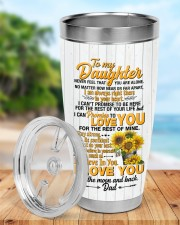 TUMBLER - DD0006 - GIFT FOR DAUGHTER FROM DAD 30oz Tumbler aos-30oz-tumbler-lifestyle-front-12