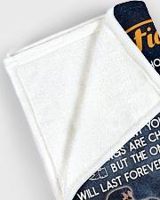 "BLANKET - FE0004 - GIFT FOR FIANCEE Large Fleece Blanket - 60"" x 80"" aos-coral-fleece-blanket-60x80-lifestyle-front-12"
