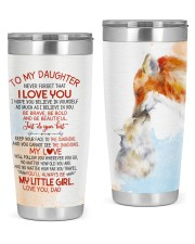 TUMBLER - DD0003 - GIFT FOR DAUGHTER FROM DAD 20oz Tumbler tile