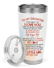 TUMBLER - DD0003 - GIFT FOR DAUGHTER FROM DAD 30oz Tumbler aos-30oz-tumbler-lifestyle-front-02