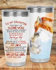 TUMBLER - DD0003 - GIFT FOR DAUGHTER FROM DAD 30oz Tumbler aos-30oz-tumbler-lifestyle-front-04
