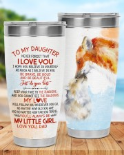 TUMBLER - DD0003 - GIFT FOR DAUGHTER FROM DAD 30oz Tumbler aos-30oz-tumbler-lifestyle-front-07