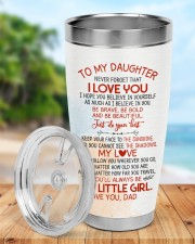 TUMBLER - DD0003 - GIFT FOR DAUGHTER FROM DAD 30oz Tumbler aos-30oz-tumbler-lifestyle-front-12