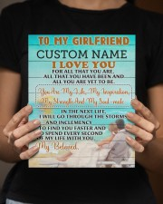 CV - GF0006 - GIFT FOR GIRLFRIEND 8x10 Easel-Back Gallery Wrapped Canvas aos-easel-back-canvas-pgw-8x10-lifestyle-front-16