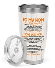 TUMBLER - MS0002 - GIFT FOR MOM FROM SON 30oz Tumbler aos-30oz-tumbler-lifestyle-front-02