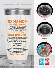 TUMBLER - MS0002 - GIFT FOR MOM FROM SON 30oz Tumbler aos-30oz-tumbler-lifestyle-front-13