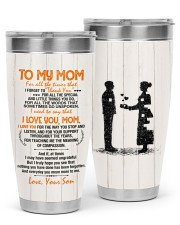 TUMBLER - MS0002 - GIFT FOR MOM FROM SON 30oz Tumbler front