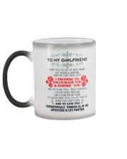 TO MY GIRLFRIEND-I TAKE YOU TO BE MY BEST FRIEND Color Changing Mug color-changing-left