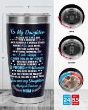 TUMBLER - DM0001 - GIFT FOR DAUGHTER FROM MOM 30oz Tumbler aos-30oz-tumbler-lifestyle-front-13